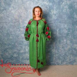 Embroidered Dress VSU-1127