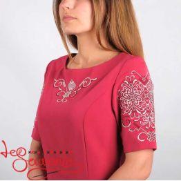 Вышитое платье Ориана VSU-1155