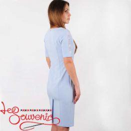 Вышитое платье Мира VSU-1156