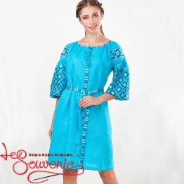 Вышитое платье Лучезара VSU-1157