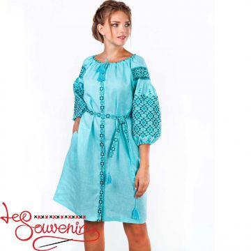 Вишита сукня Лучезара VSU-1159