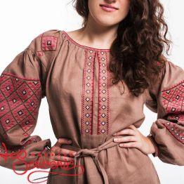 Вишита сукня Жіноча пристрасть VSU-1171