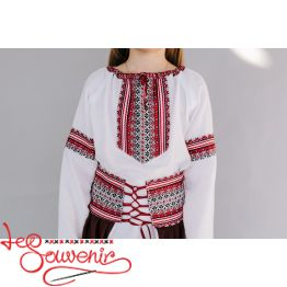 Embroidered Claret Suit Fish DVK-1003