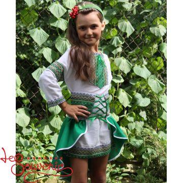 Костюм Рибка зелений DVK-1004