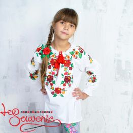 Embroidery Rainbow Rose DVS-1002