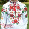 Вишиванка Веселкова Троянда DVS-1016