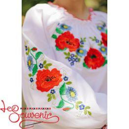 Embroidery Ukrainian colors DVS-1028
