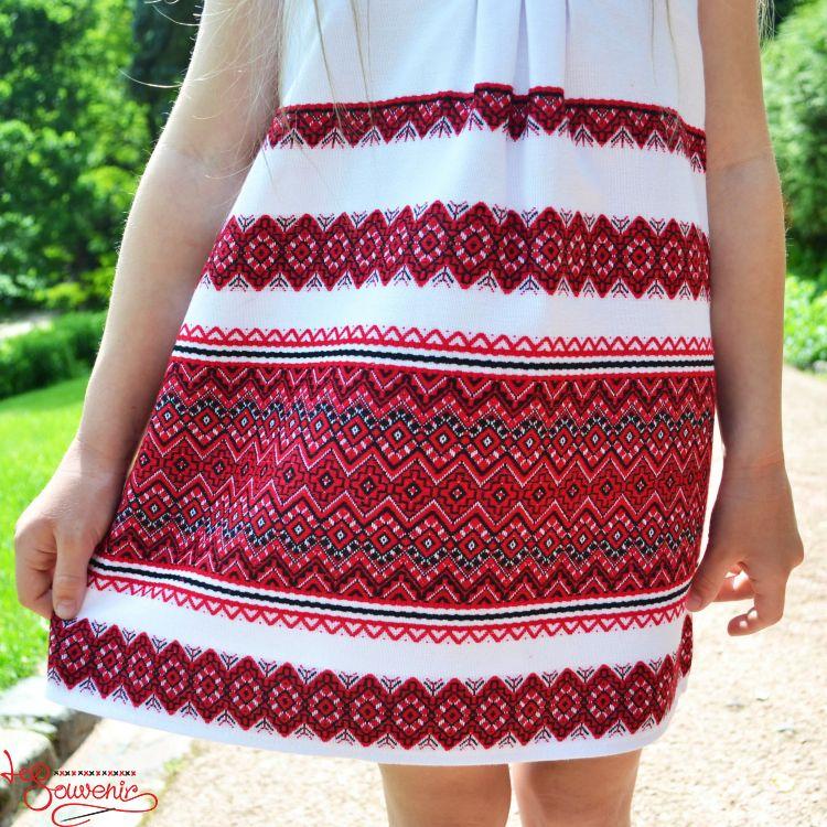 Вышивка для сарафанов