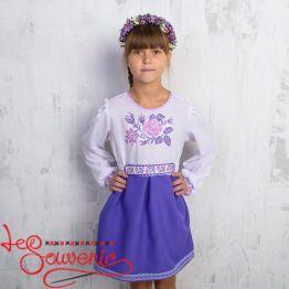 Вишита сукня Трояндочка VSS-1009