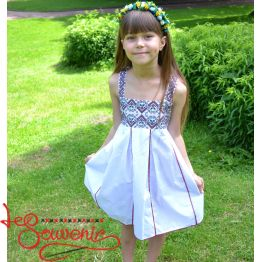 Embroidered Sundress VSS-1012