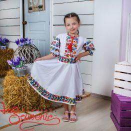 Сукня вишита Слобожаночка VSS-1022