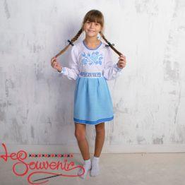 Вишита сукня Трояндочка VSS-1028