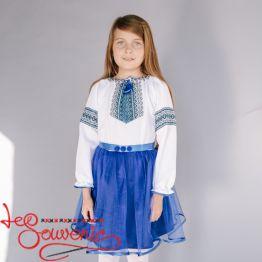 Вышитое платье Ирина VSS-1031