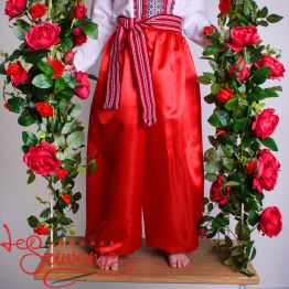 Red Bloomers VHR-1001