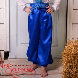 Blue Bloomers VHR-1002