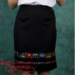 Сlassic Black Skirt VSP-1010