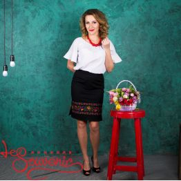 Сlassic Black Skirt VSP-1011