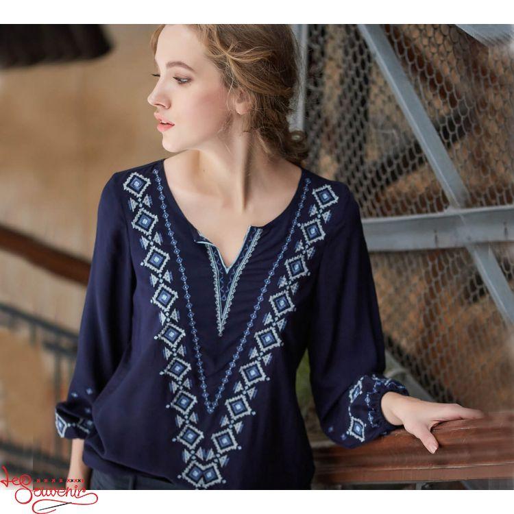 Блуза Желана VS-1019 0fc827d1136b0