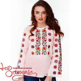 Embroidery Floral Ornament VS-1100