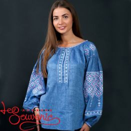 Embroidery Blue Female Passion VS-1209