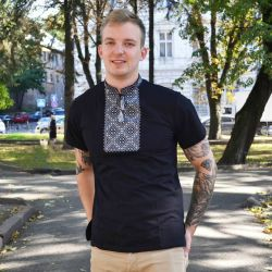 Футболки вишиті гуртом та в роздріб купити у Київ 6ffb5812f6c55