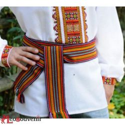 Embroidered Waistbands and Belts